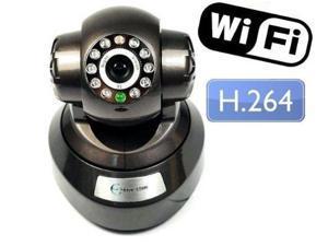 Esky C5900 H.264 Wireless IP Camera - Black