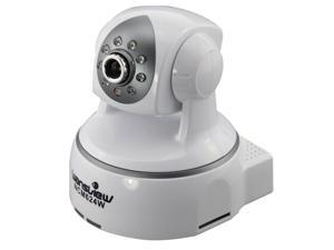 Wansview NCM-624W H.264 Mega Pixel Indoor Wireless WIFI IP Camera 3.6mm Support SD Card Rotating 350 Degree Horizontally And 100 Degree Vertically