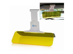 Esky HD Day Night Car Sun Vision Visor Flip Down Glare Shield Block View UV
