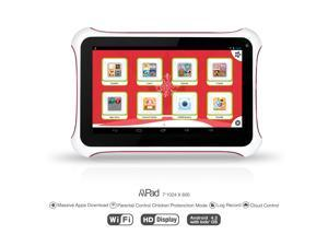 "Apad 7"" Tablet PC - Android 4.2, 8G, Wifi, Dual Camera - for 2-12yr Kids"
