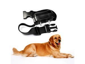 Esky® Medium/Large Dog Anti Bark No Barking Training Collar Static Shock Ultrasonic Sound Control for 25-150Lb
