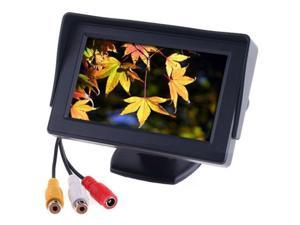 "Esky 4.3"" TFT LCD Car Reverse Rear View Color Monitor for Backup Night Vision Camera"