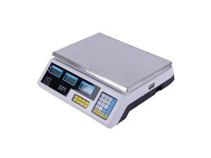[Upgraded] Ohuhu 60LBS Electronic Price Computing Food Scale / Digital Food Scale / Price Computing Scale / Digital Price Computing Scale