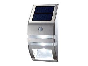 Solar Pathway Light OxyLED TSP-02 Solar Motion Sensor LED Wall Mount Path Light