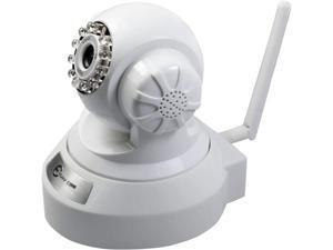 Esky C5900 Wifi H.264 Pan & Tilt Ip Camera Monitoring System, Night Vision, SD Card Slot