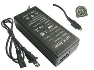 AC Power Supply Adapter with Power Cord For Dell 2001FP 2100FP R0423 0R0423 ADP-90FB B PA-9 (4-pin Din) LSE0202C2090