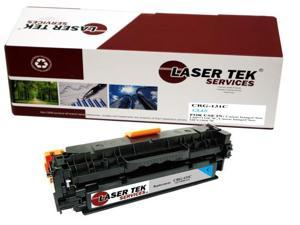 Laser Tek Services®  Canon 131C (6271B001AA) Cyan High Yield Replacement Toner Cartridge