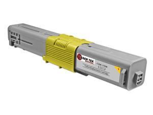 Laser Tek Services® Oki 44469701 (Yellow) Standard Yield Replacement Cartridge