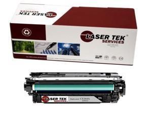 Laser Tek Services® HP CE264A (HP 646A) Standard Yield Black Compatible Cartridge