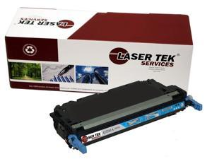 Laser Tek Services® Replacement HP Q7581A (503A) Cyan High Yield Toner Cartridge