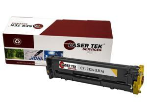 Laser Tek Services® HP CF213A Replacement Magenta Toner Cartridge for the HP 131A series