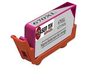 Laser Tek Services® HP CZ119AL 960XL Magenta Compatible Replacement Ink Cartridge for the DeskJet 3525, 4615, 6525