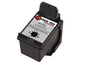 Laser Tek Services® HP CH563WN # 61XL Compatible Black Remanufactured Ink Cartridge