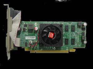 Dell ATI Radeon HD5450 1GB DDR3 DVI / HDMI / VGA KP8GM
