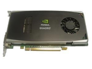 NVIDIA Quadro FX 1800 768MB GDDR3 PCI-e Video Card HP Spare 519296-001