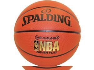 Spalding Nba Hexagrip Neverflat Basketball