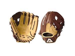 """Akadema Atx15-Rt Torino Series 11.25"""" Infielder/Pitcher's Baseball Glove Right H"""