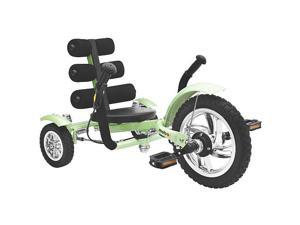 Mobo Kids Mini GREEN Tricycle 3 Wheel Child Cruiser Bike