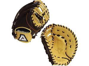 Akadema Ajj-254 Prosoft Series 12.5 Inch Baseball First Base Mitt Right Hand Thr