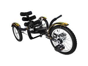 Mobo Kids BLACK Mobito Tricycle 3 Wheel Child Cruiser Bike