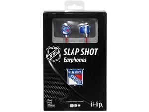 New York Rangers Ear Buds