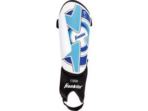 Franklin Competition F-1000 Soccer Shin Guards Large