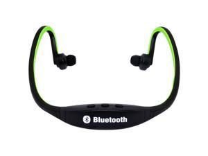 Patazon Wireless Bluetooth 3.0 Sports Headset (Green) - OEM