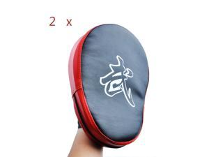 2x Boxing Training protector Glove Target Focus Pad for Boxing Mitt MMA Punch