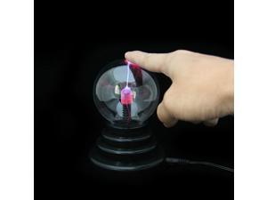 Patazon Magic Crystal Plasma Ball Light NightLight Sphere Party USB Operated Christmas