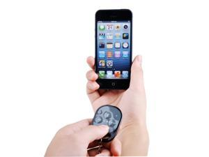 Wireless Bluetooth Remote Control Camera Shutter for Apple iPhone 5S Android Galaxy-Black