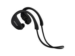 Mpow Cheetah Sport Bluetooth 4.1 Wireless Stereo Headset with AptX, Microphone Hands-free Calling for Running - Work with Apple iPhone 6, 6 Plus, iPad and Android - Black