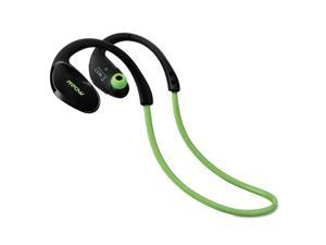 Mpow Cheetah Sport Bluetooth 4.1 Wireless Stereo Headset with AptX, Microphone Hands-free Calling for Running - Work with Apple iPhone 6, 6 Plus, iPad and Android - Green