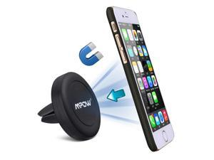 Mpow Universal Grip Magic Mobile Phone Air Vent Magnetic Car Mount Holder for iPhone 6 (2014) / iPhone 6S (2015) and Andriod Cellphones