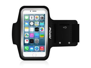 """Mpow Running Sport Sweatproof Armband Case + Key Holder with Adjustable size and Safety Design for iPhone 6S/6 (4.7""""), Suitable for Exercise, Gym, Jogging, Workout, Riding, Hiking, Canoeing and more"""
