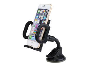 Mpow 360 Degree Rotate Flex Dashboard Mount Universal Car Mount Holder Cradle