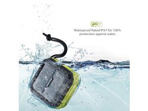 Waterproof Shockproof Dustproof Mpow AquaPro Portable Wireless Bluetooth Speaker with SOS Emergency Alert  for Outdoor Activities