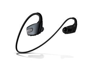 Mpow Antelope Bluetooth 4.1 Wireless Sports Headphones w/ Hands-free Calling, Long Working-Time, CVC6.0 Noise Reduction for Running Gym Exercise-Black