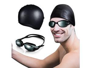 Newest Swimming Goggles No Leaking Anti Fog UV Protection Swim Goggles for Adult Men or Woman