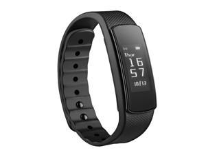 Patazon Smart Fitness Bracelet Health Tracker Activity Wristband for Android and iOS Smart Phones