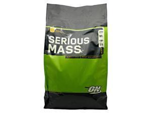 Optimum Nutrition Serious Mass Banana 12 lb (5455 g)