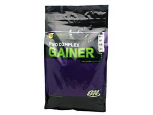 Pro Complex Gainer, Banana Cream Pie, 10.16 lbs, From Optimum Nutrition