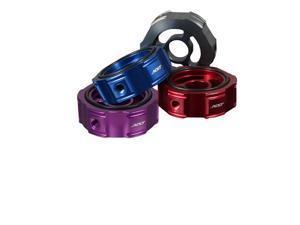 ADD Oil Block Adapter Gunmetal oil temp pressure sensor Turbo line