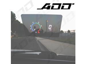 ADD W1 Head up Display HUD Film 4 x 6 Inches