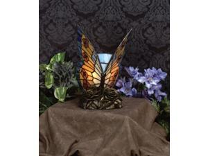 Quoizel 1 Light Tiffany Accent Lamp in Architectural Bronze - TF6599R