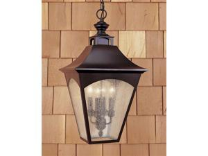 Feiss Homestead 4-Light Pendant in Oil Rubbed Bronze - OL1011ORB