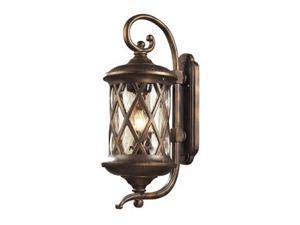 Elk Lighting Barrington Gate 3 Light Outdoor Sconce in Hazelnut Bronze - 42032-3