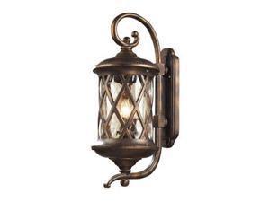 Elk Lighting Barrington Gate 3 Light Outdoor Sconce in Hazelnut Bronze - 42032-3