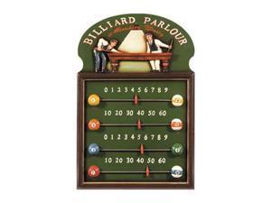 RAM Gameroom Billiard Parlour Scoreboard - R829