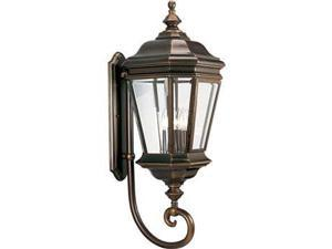 Progress Lighting Crawford Four-Light Wall Lantern - P5673-108