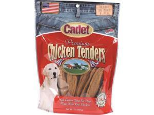 IMS Trading Corporation Cadet Premium Chicken Tenders Dog Treats,1 Pound - 07646